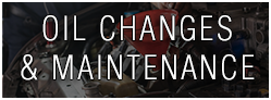 oil changes and maintenance